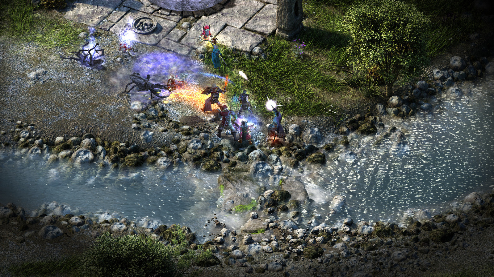 Pillars of Eternity: Complete Edition for PS4 image