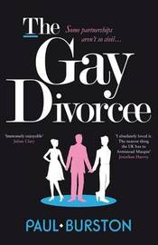 The Gay Divorcee (large) by Paul Burston image