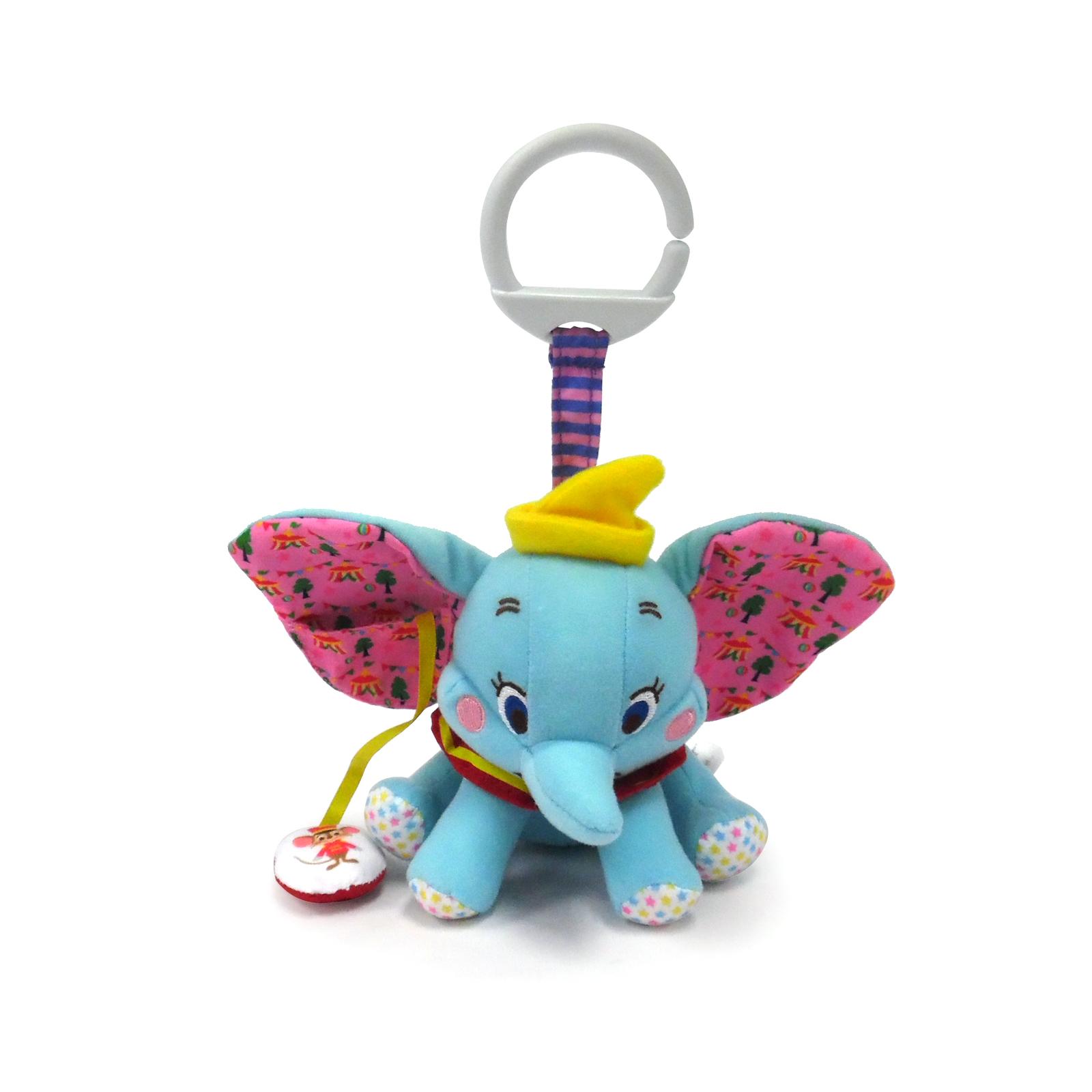 Dumbo Plush Pram Toy image