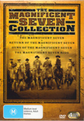 Magnificent Seven Collection (4 Disc Box Set) on DVD