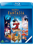 Fantasia - Special Edition (Blu-ray/DVD) on Blu-ray