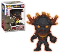 Marvel: Contest of Champions - King Groot (Glow) Pop! Vinyl Figure