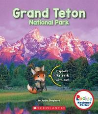 Grand Teton National Park by Jodie Shepherd