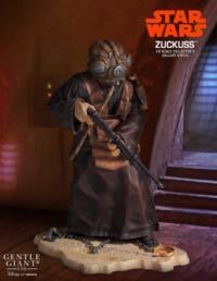 Star Wars: 1/8 Zuckuss - Collectors Gallery Statue