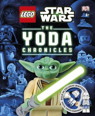 LEGO Star Wars the Yoda Chronicles (with exclusive Minifigure!) by Daniel Lipkowitz