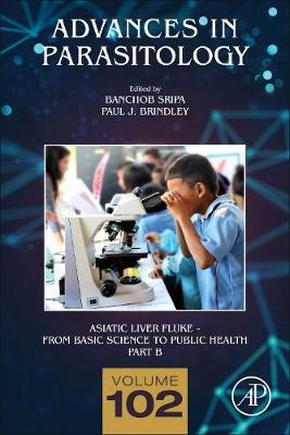 Asiatic Liver Fluke - From Basic Science to Public Health, Part B: Volume 102 image