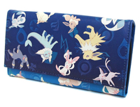 Pokemon: Eeveelution Premium Wallet (Navy)