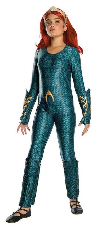 Aquaman: Mera - Deluxe Costume (Large)