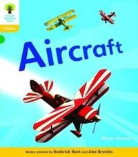 Oxford Reading Tree: Level 5A: Floppy's Phonics Non-Fiction: Aircraft by Alison Hawes