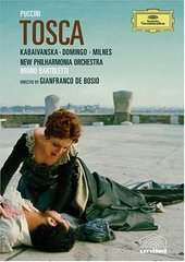Puccini: Tosca on DVD
