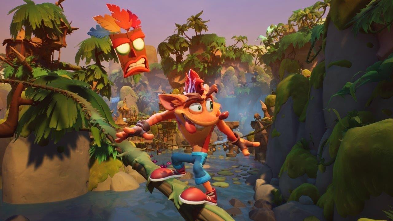 Crash Bandicoot 4 for PS4 image