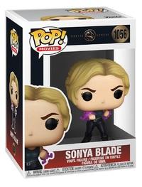 Mortal Kombat (2021): Sonya - Pop! Vinyl Figure