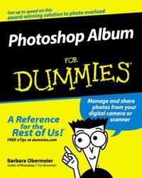 Photoshop Album for Dummies by Barbara Obermeier image