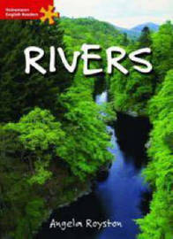 Heinemann English Readers Elementary Non-Fiction Rivers by Angela Royston image