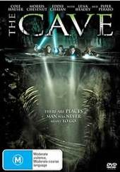 The Cave on DVD