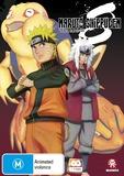 Naruto Shippuden Collection 08 (Eps 89-100) DVD