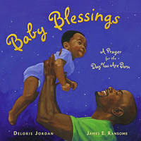 Baby Blessings by Deloris M. Jordan image