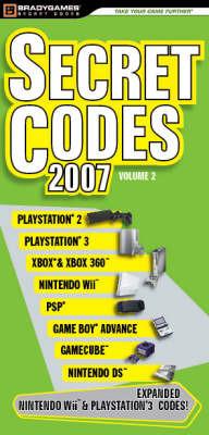 Secret Codes: 2007: v. 2