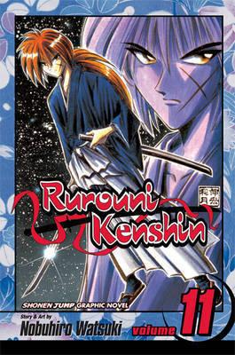 Rurouni Kenshin: v. 11 by Nobuhiro Watsuki