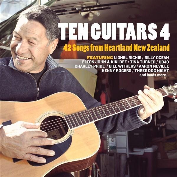 Ten Guitars 4 (2CD) by Various Artists