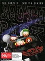 South Park - The Complete 12th Season (3 Disc Set) on DVD