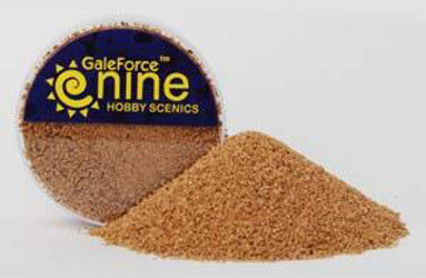 Gale Force Nine Hobby Round Super Fine Basing Grit