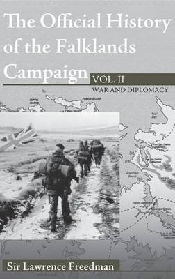 The Official History of the Falklands Campaign, Volume 2 by Lawrence Freedman image