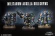Astra Militarum Auxillia Bullgryns/Ogryns