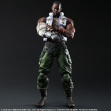 Final Fantasy AC Play Arts Kai Barret Wallace Action Figure