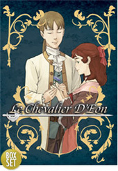 Le Chevalier D'Eon - Livre 1 (Collector's Box) on DVD
