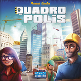 Quadropolis - Board Game