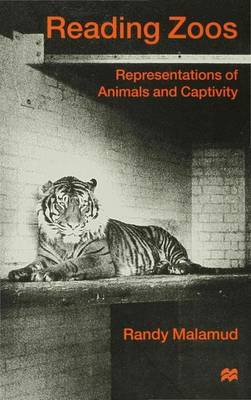 Reading Zoos by Randy Malamud image