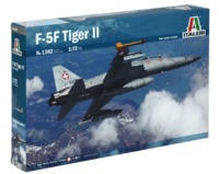 Italeri: 1/72 F-5F Twin Seater - Model Kit