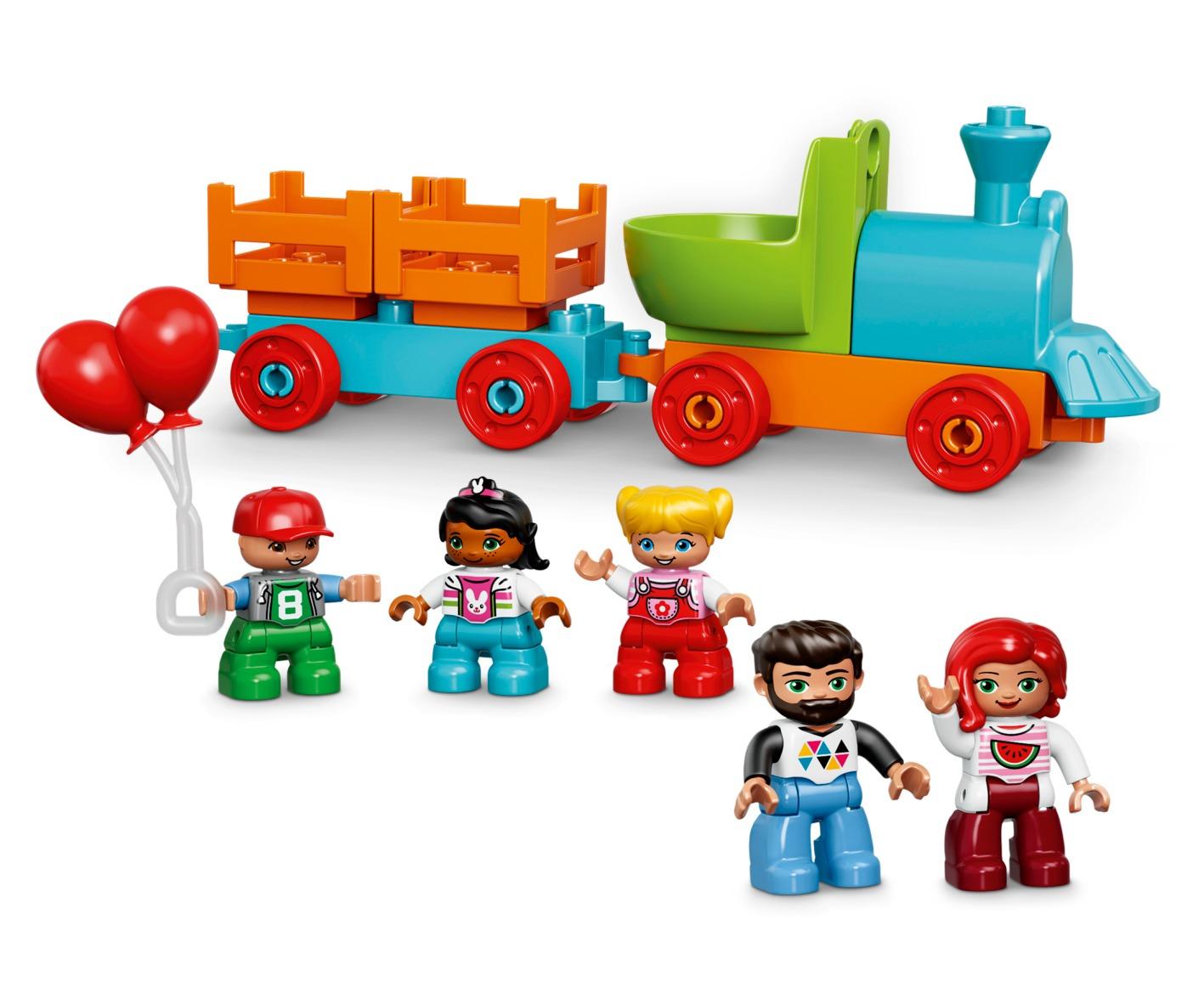 LEGO DUPLO: Big Fair (10840) image