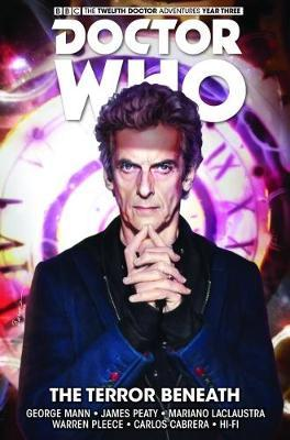 Doctor Who - The Twelfth Doctor: Time Trials: Volume 1 by Warren Pleece image