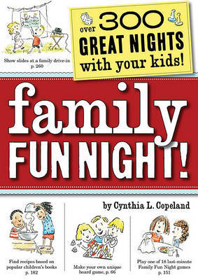 Family Fun Night by Cynthia L Copeland image