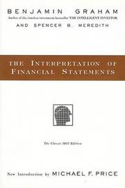 The Interpretation of Financial Strategies by B Graham image
