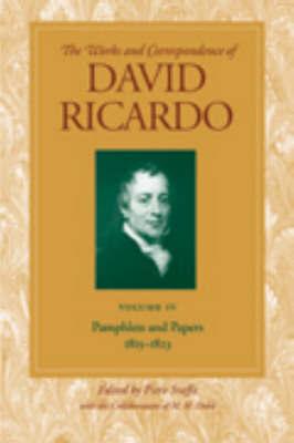 Works & Correspondence of David Ricardo, Volume 04 image