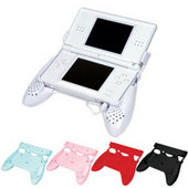 Futuretronics Stereo Grip - White for Nintendo DS