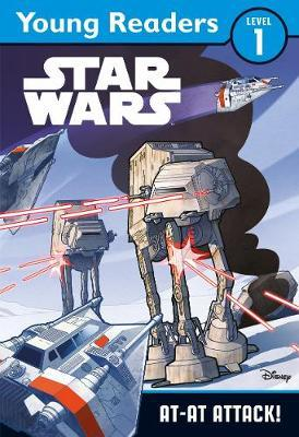 Star Wars: AT-AT Attack! by Lucasfilm Ltd