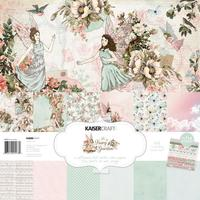 Kaisercraft: Fairy Garden - Paper Pack with Bonus Sticker Sheet