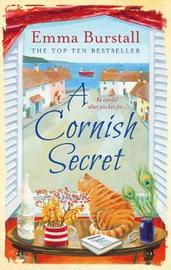 A Cornish Secret by Emma Burstall image