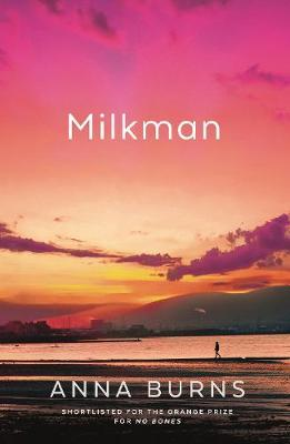 Milkman by Anna Burns image