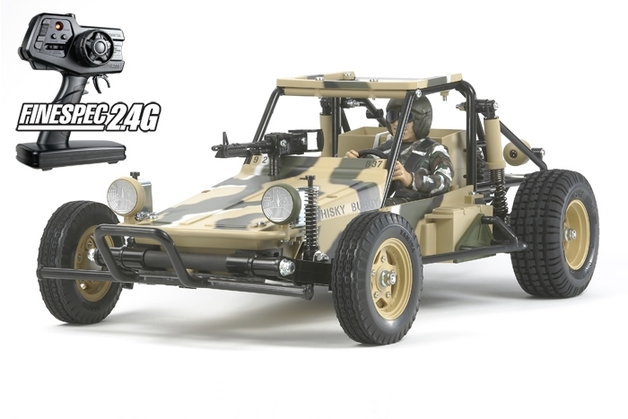 Tamiya: 1/10 XB 2.4GHz Fast Attack Vehicle