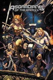 Asgardians Of The Galaxy Vol. 1: The Infinity Armada by Cullen Bunn