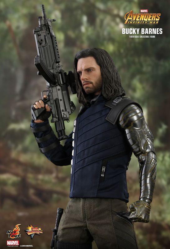 """Avengers Infinity War: Bucky Barnes - 12"""" Articulated Figure"""