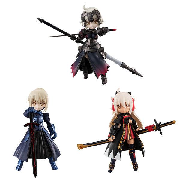 Fate/Grand Order: Desktop Army Vol.4 - Mini Figure Set