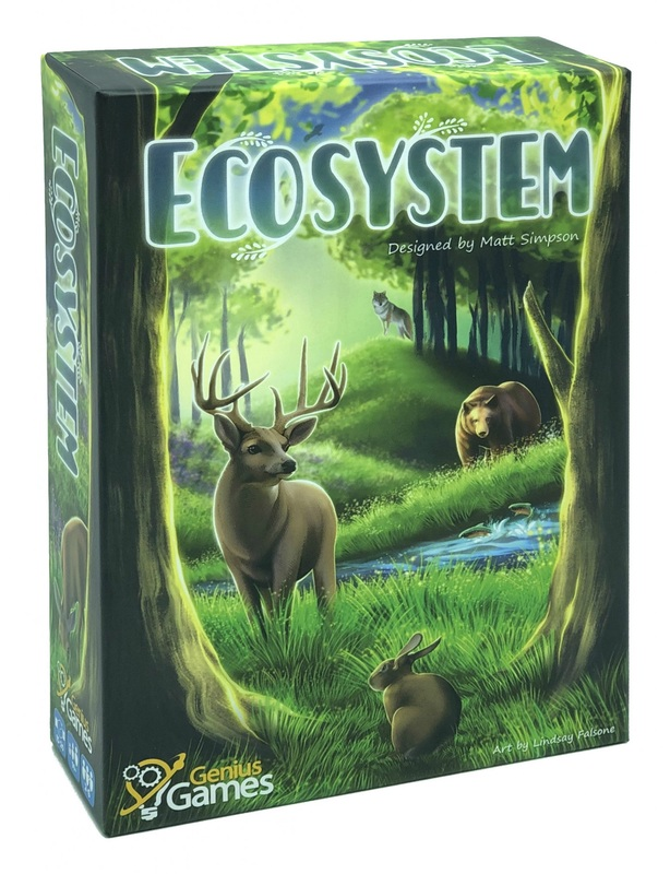 Ecosystem - Card Game