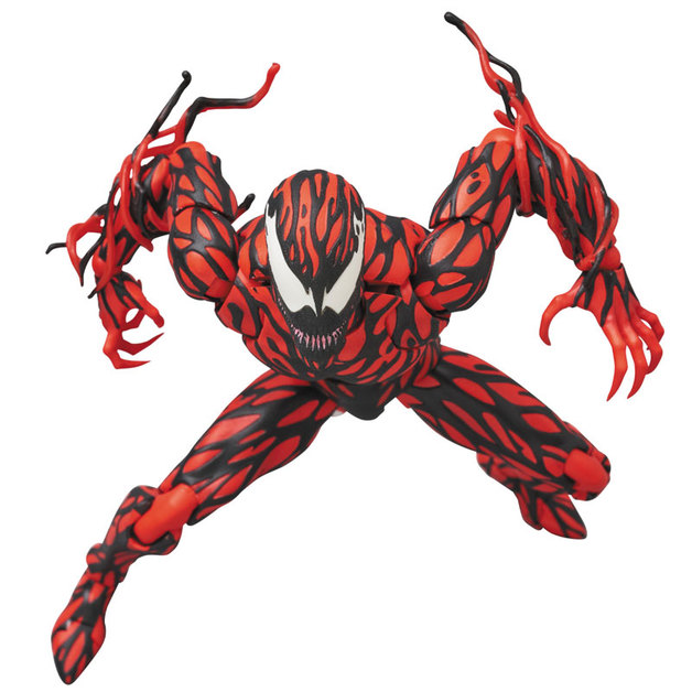 Carnage (Comic Ver.) - MAFEX Figure