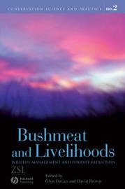 Bushmeat and Livelihoods image